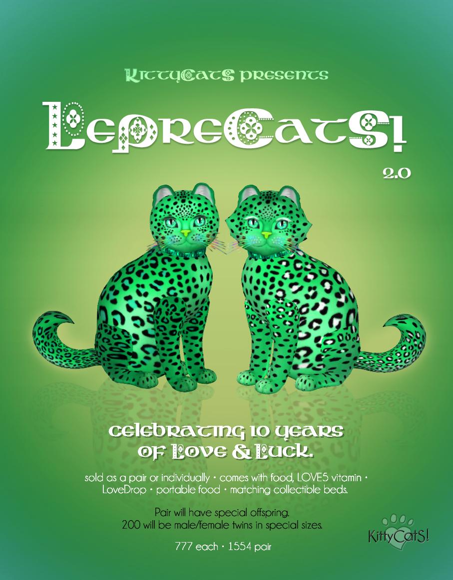 leprecats-for-facebook