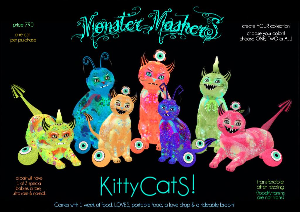 KittyCatS!-Monster-MasherS---Final-Ad